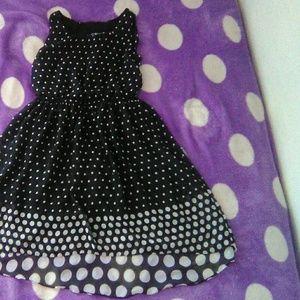 Amy Byer Polka Dot Dress